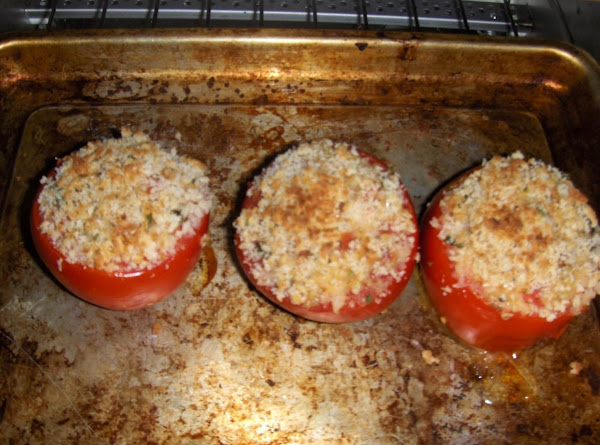 Pastina Stuffed Tomatoes Recipe