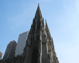 Photo: St. Patricks Cathedral, NYC