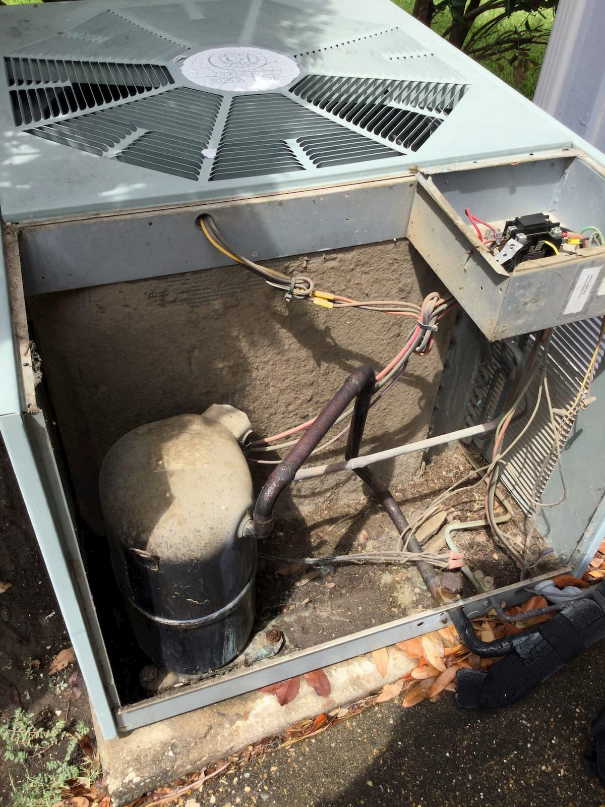 Aire Serv HVAC repair services