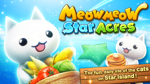 Meow Meow Star Acres screenshot 5