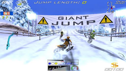 XTrem SnowBike  screenshots 1