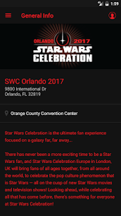 Star Wars Celebration- screenshot thumbnail