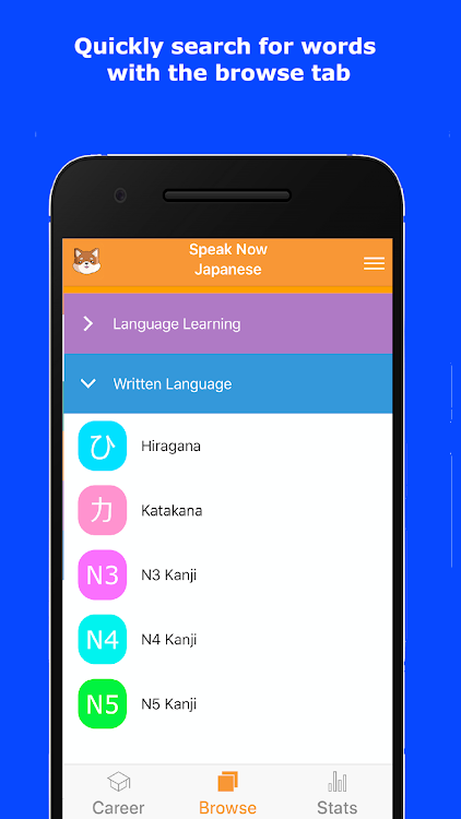 Speak Now: Learn Japanese – (Android 앱) — AppAgg