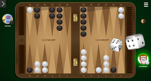 Backgammon Online - Board Game 86.1.0 screenshots 1