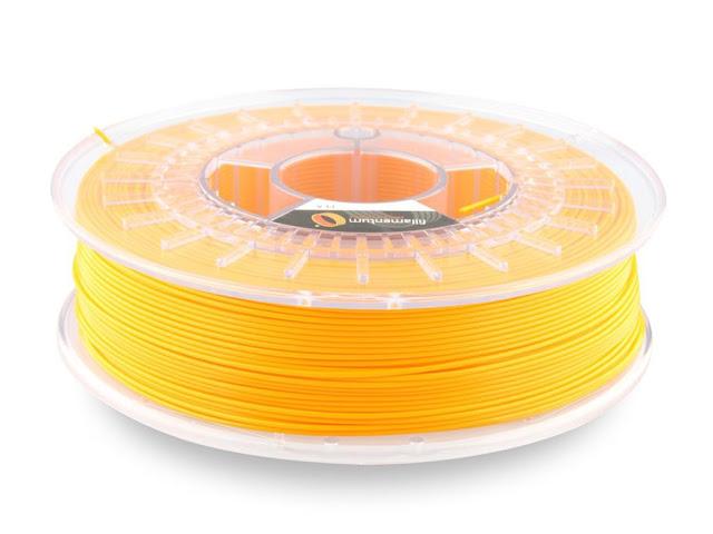Fillamentum Extrafill Melon Yellow PLA Filament - 2.85mm (0.75kg)
