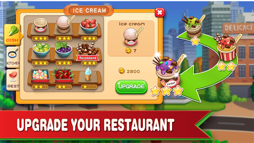 Happy Cooking 2: Fever Cooking Games 2.1.8 screenshots 7