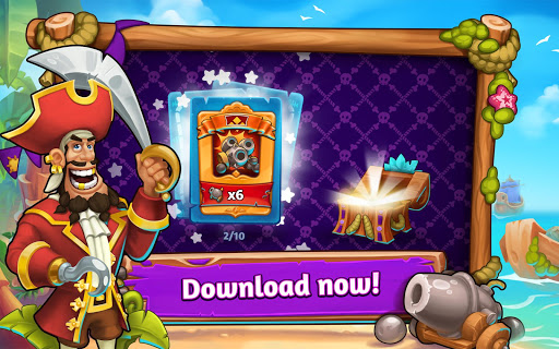 League of Pirates 2.0.000 screenshots 12