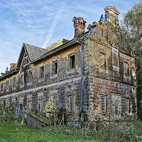 Castle Baron Inkey-Croatia by Branka Radmanić - Buildings & Architecture Public & Historical