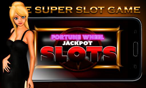 Fortune Wheel Jackpot Slots