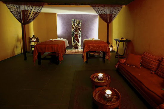 Rest and treatment place at Hotel Gran Palas Experience