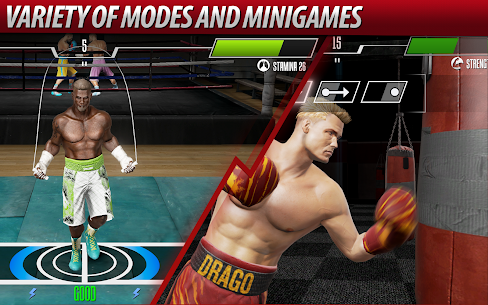 Real Boxing 2 ROCKY 1.8.6 [Unlimited Money] MOD Apk 5