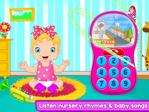 Nursery Baby Care - Taking Care of Baby Game apktram screenshots 2