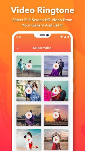 Love Video Ringtone for Incoming Call screenshot 2