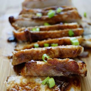 Chinese Barbecue - Char Siu.
