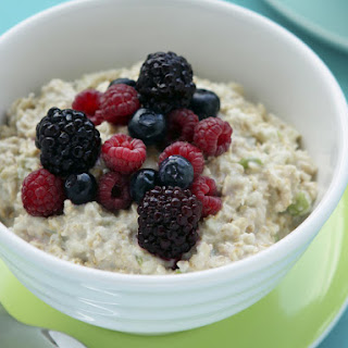 Apple Berry Muesli