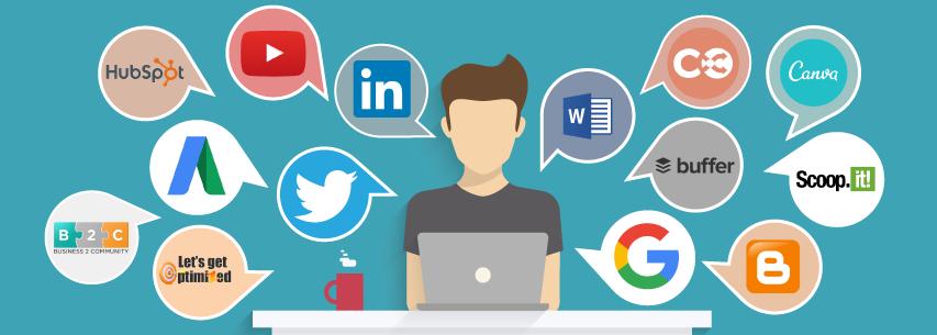 hiệu quả từ blogging và mạng xã hội