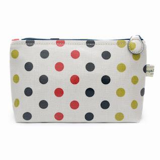 Polka Classic Small Wash Bag
