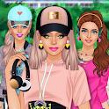 College Girls Team Makeover icon