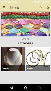 Mitarts - náhled
