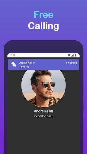 Text Free: Free Text Plus Call 8.74.1 Screenshots 4