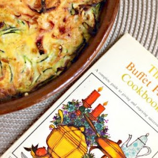 Zucchini and Egg Pie Recipe