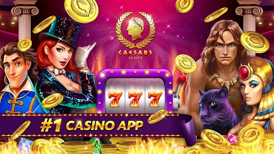 Casino - Caesars Slots Free- screenshot thumbnail