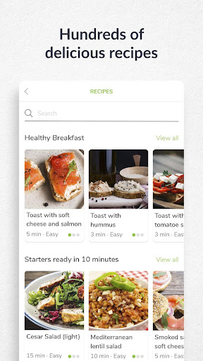 Nootric - Weight loss plans and nutrition 3.19.4 screenshots 5