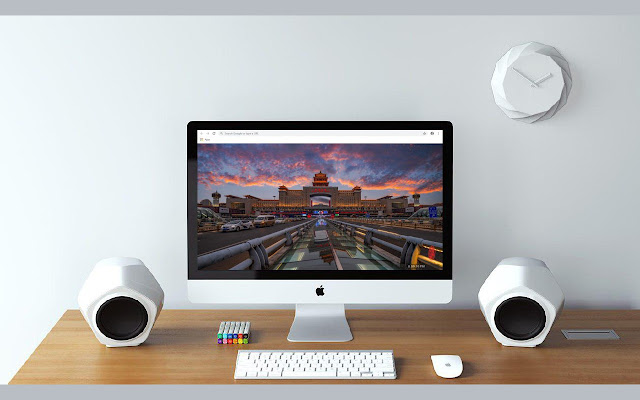 Beijing New Tab & Wallpapers Collection