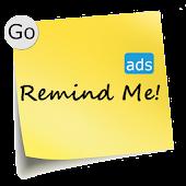 Go Remind Me Ads