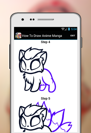 玩免費漫畫APP|下載How To Draw Anime - Manga app不用錢|硬是要APP