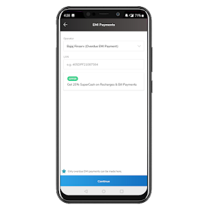 Bajaj Finserv Wallet – No Cost EMIs, Recharges App Latest Version Download For Android and iPhone 5