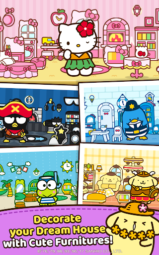 Hello Kitty Friends 1.7.0 screenshots 10