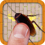 Cockroach Smasher Free Fun Game for Kids Icon