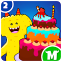 My Monster Town: Restaurant Cooking Games for Kids icon