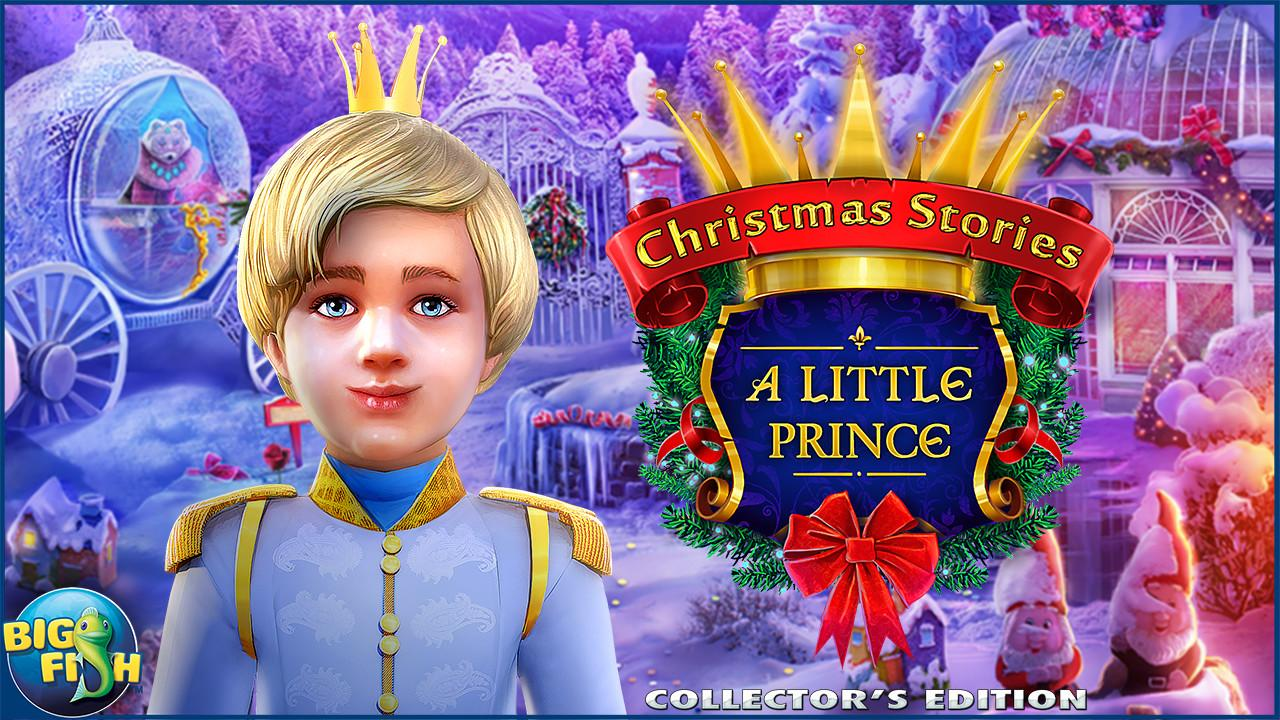 Image result for christmas stories a little prince collector's edition