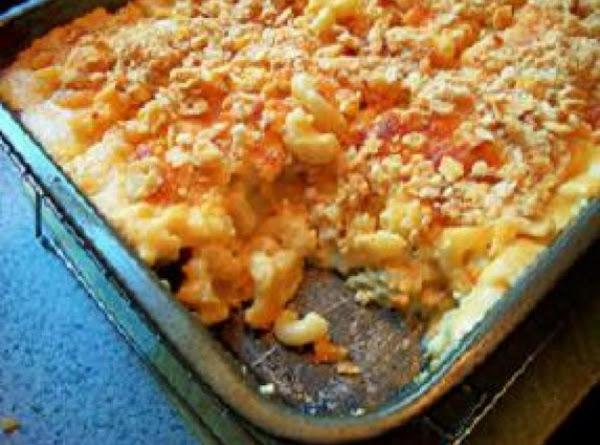Muenster & Cheddar Mac & Cheese Recipe