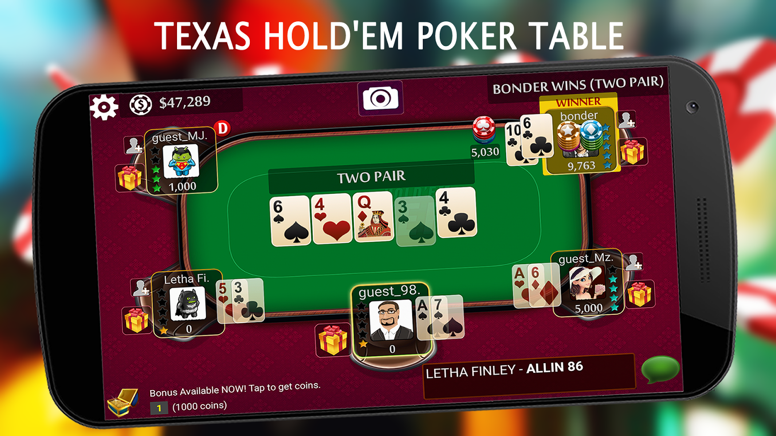 Dragon Play Texas Holdem Online