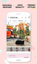 SHEIN-Fashion Shopping Online APK screenshot thumbnail 6