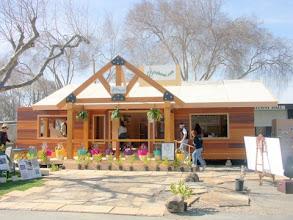 Photo: Sing home displayed at California Home & Garden Show at the Santa Clara fairgrounds
