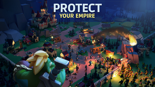 Empire: Age of Knights - Fantasy MMO Strategy Game 2.5.8566 screenshots 1