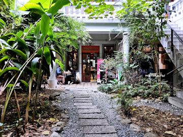 鹹花生咖啡館