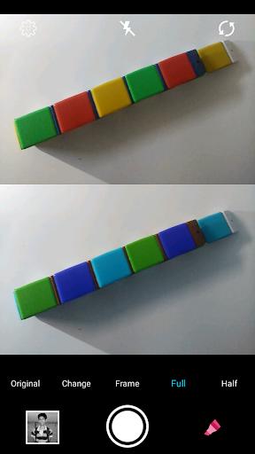 Capturas de pantalla de Color Changing Camera 6