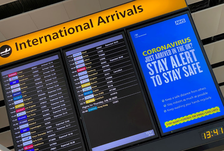 Flights to and from Brazil and Britain have been suspended until the end of the month, also to prevent contagion of Covid-19 variants. Passengers arriving through a different country must also test and quarantine.