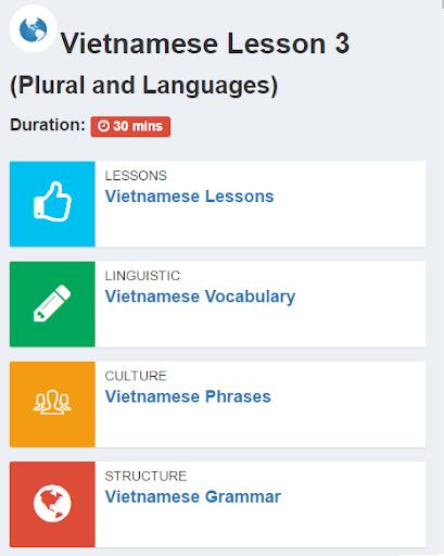 玩免費教育APP|下載Learn Vietnamese app不用錢|硬是要APP