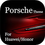 Porshe Theme for Emui 5/8 1.1