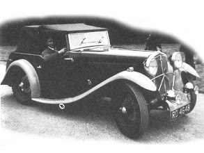 Photo: 1933 Wolseley Hornet Special Meredith