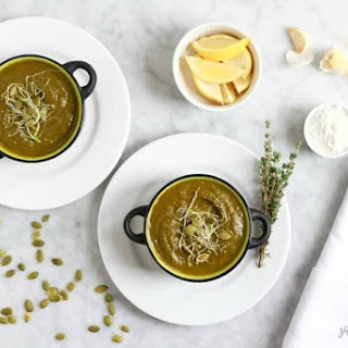 The Ultimate Green Soup.