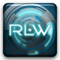 RLW Theme Black Blue Tech icon