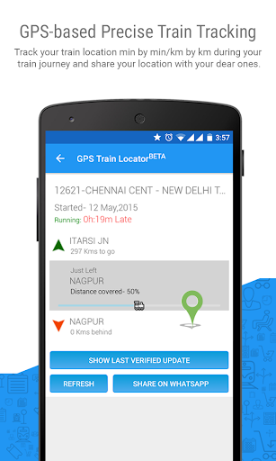 PNR Status & Indian Rail Info for PC
