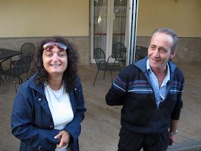Photo: It.s1P11-141007Arianna, guide du séjour et Nicolas, chauffeur en début de séjour  IMG_5457
